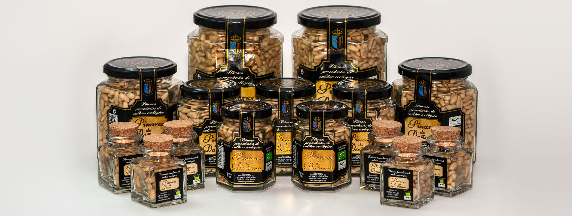 Productos Pinares de Doñana
